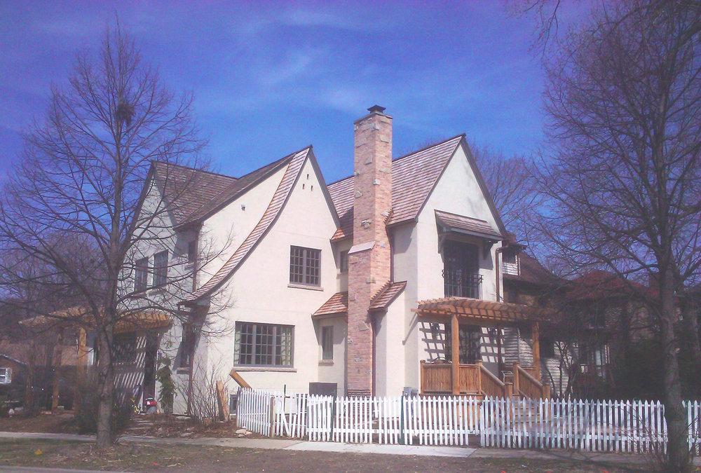 Colfax Street Residence