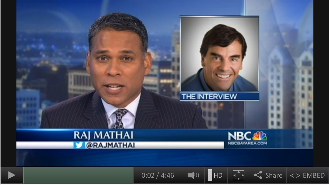 NBC News Tim Draper Interview