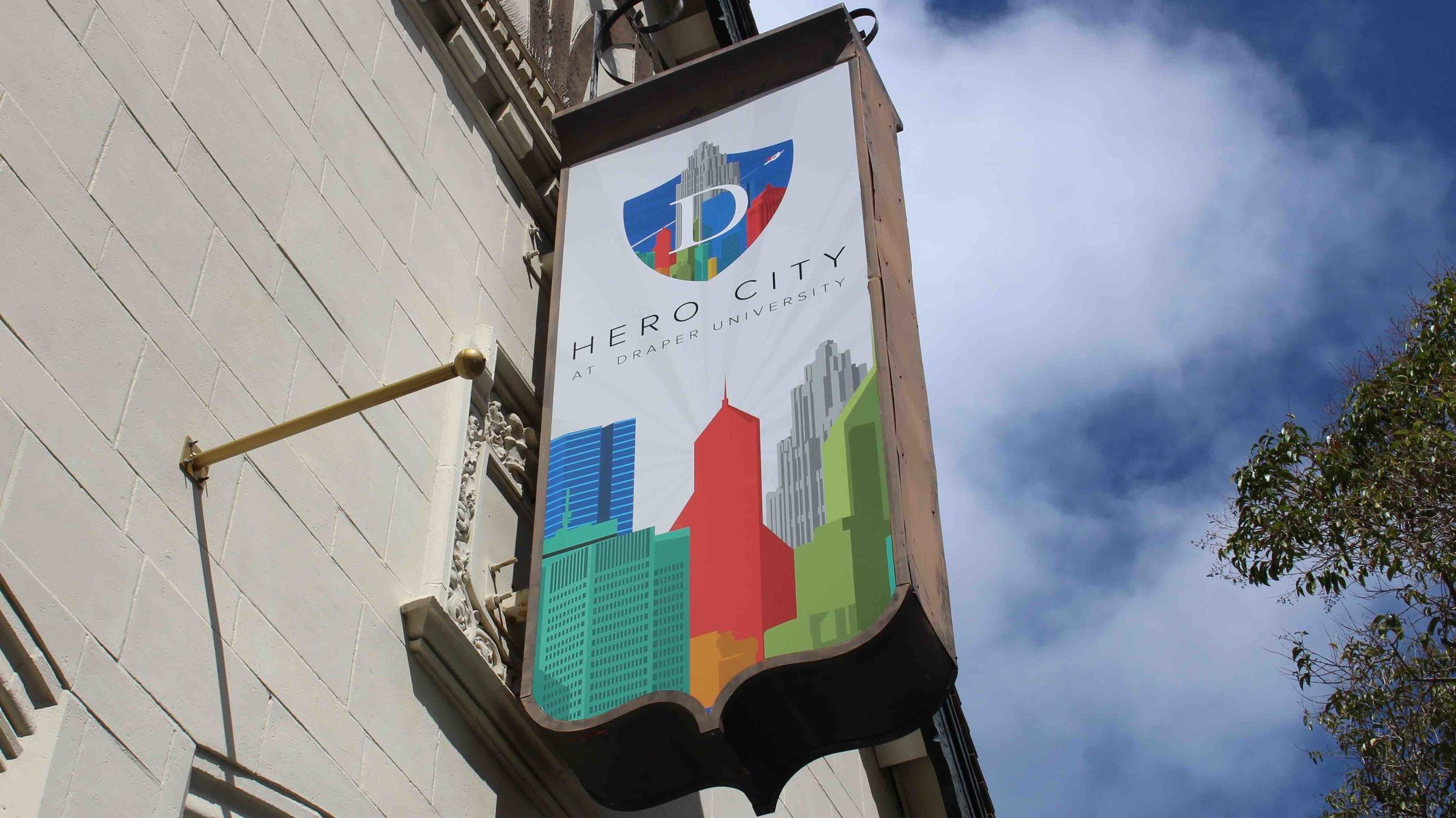 Hero-City