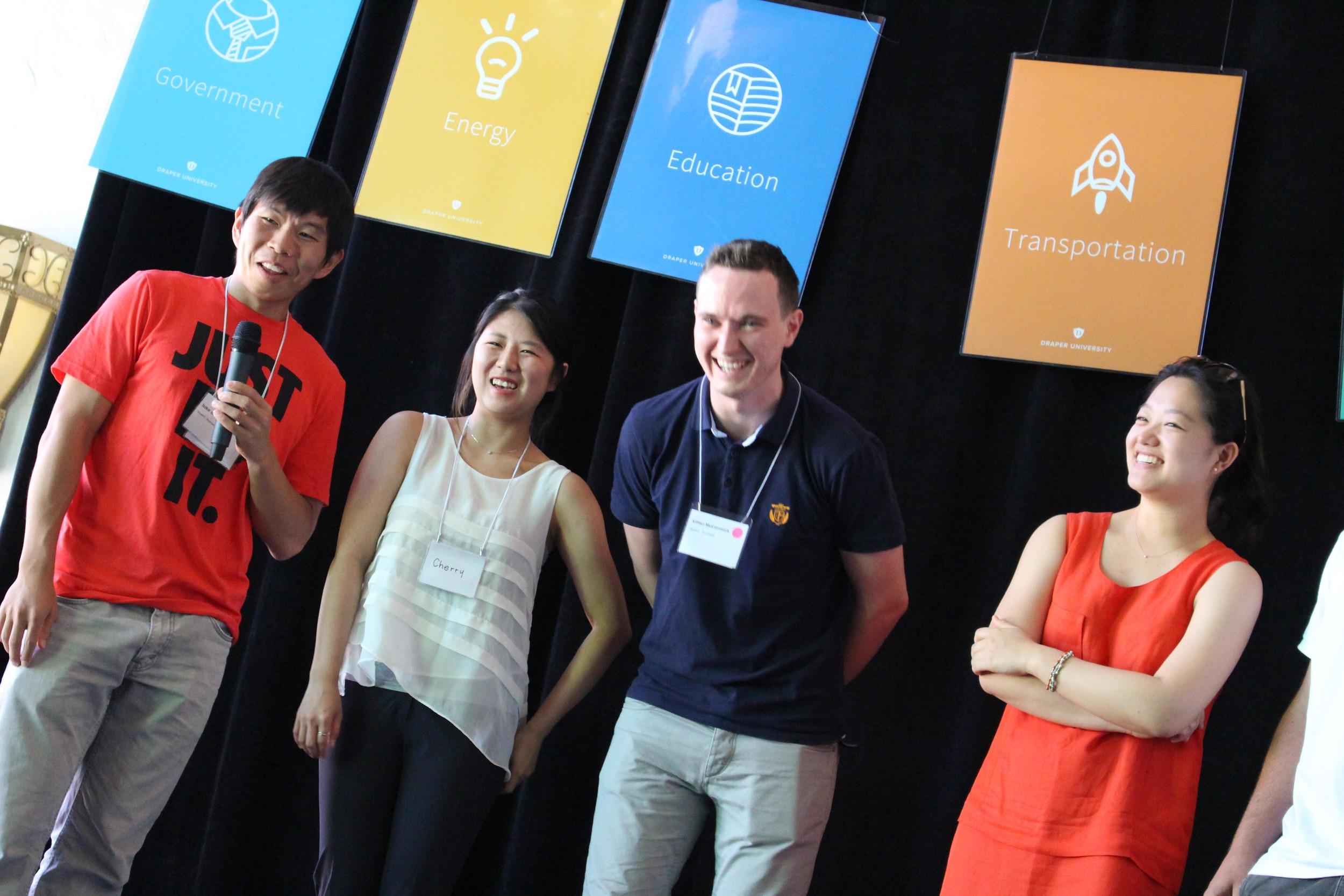 summer startup program