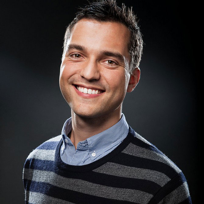 Nate Blecharczyk, Founder of AirBnB