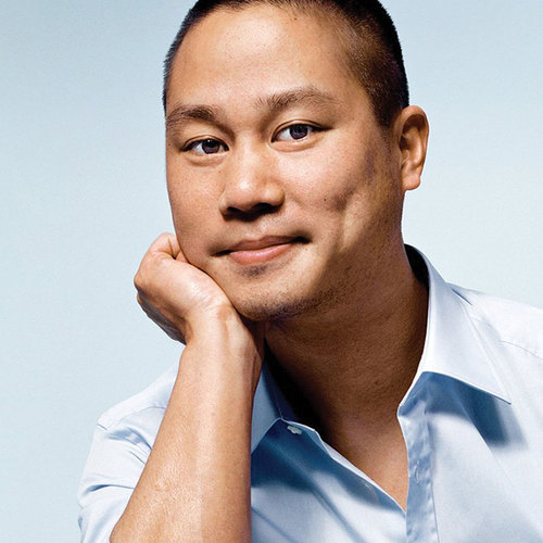 Tony Hsieh , Founder of Zappos
