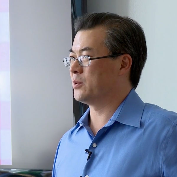 Joon Yun , President of Palo Alto Investors