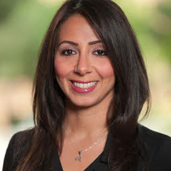Neda Blocho, VP of Programs at StartX