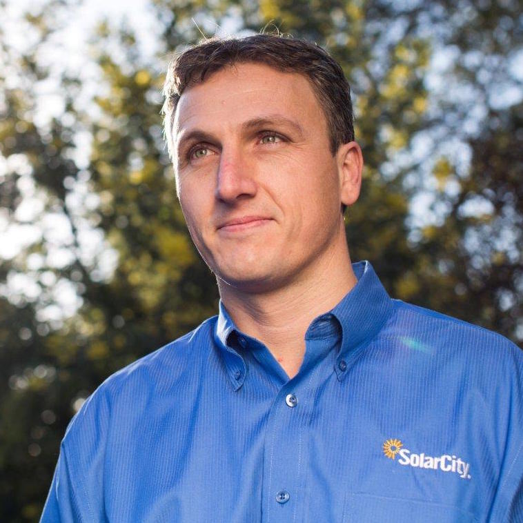 Lyndon Rive, Founder of SolarCity