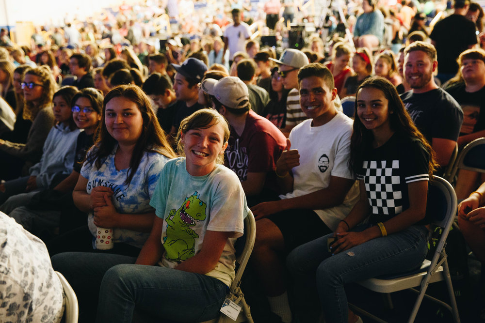 Church camp scholarships