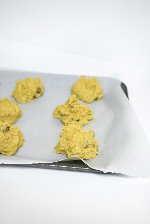 Mrs. Fields Pumpkin Spice Cookies