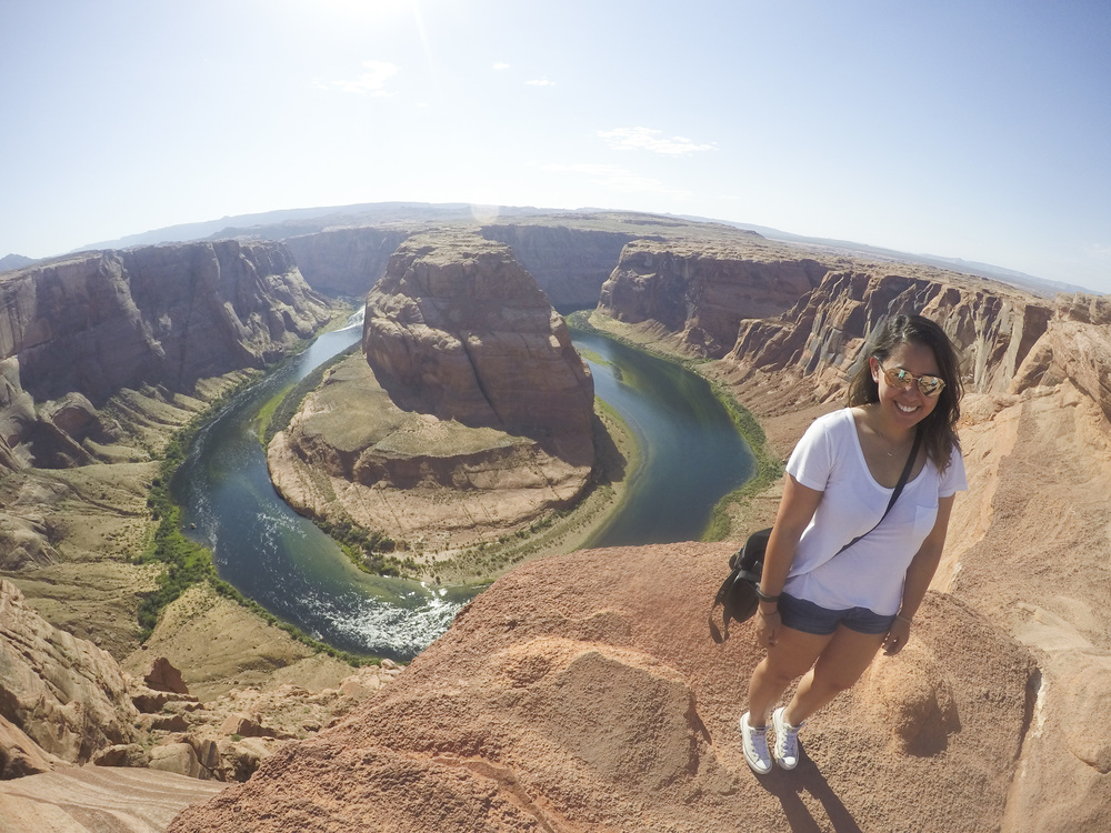 Antelope Canyon + Horseshoe Bend Arizona - Shannon Did What?