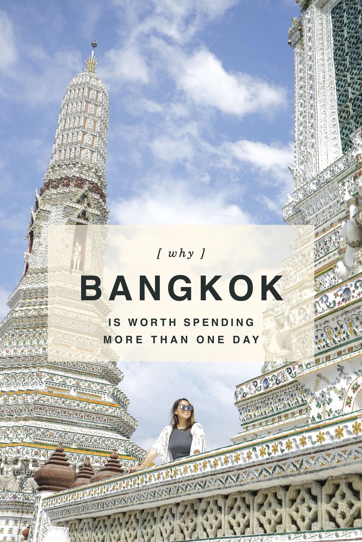 Bangkok, Thailand - Shannon Did What?