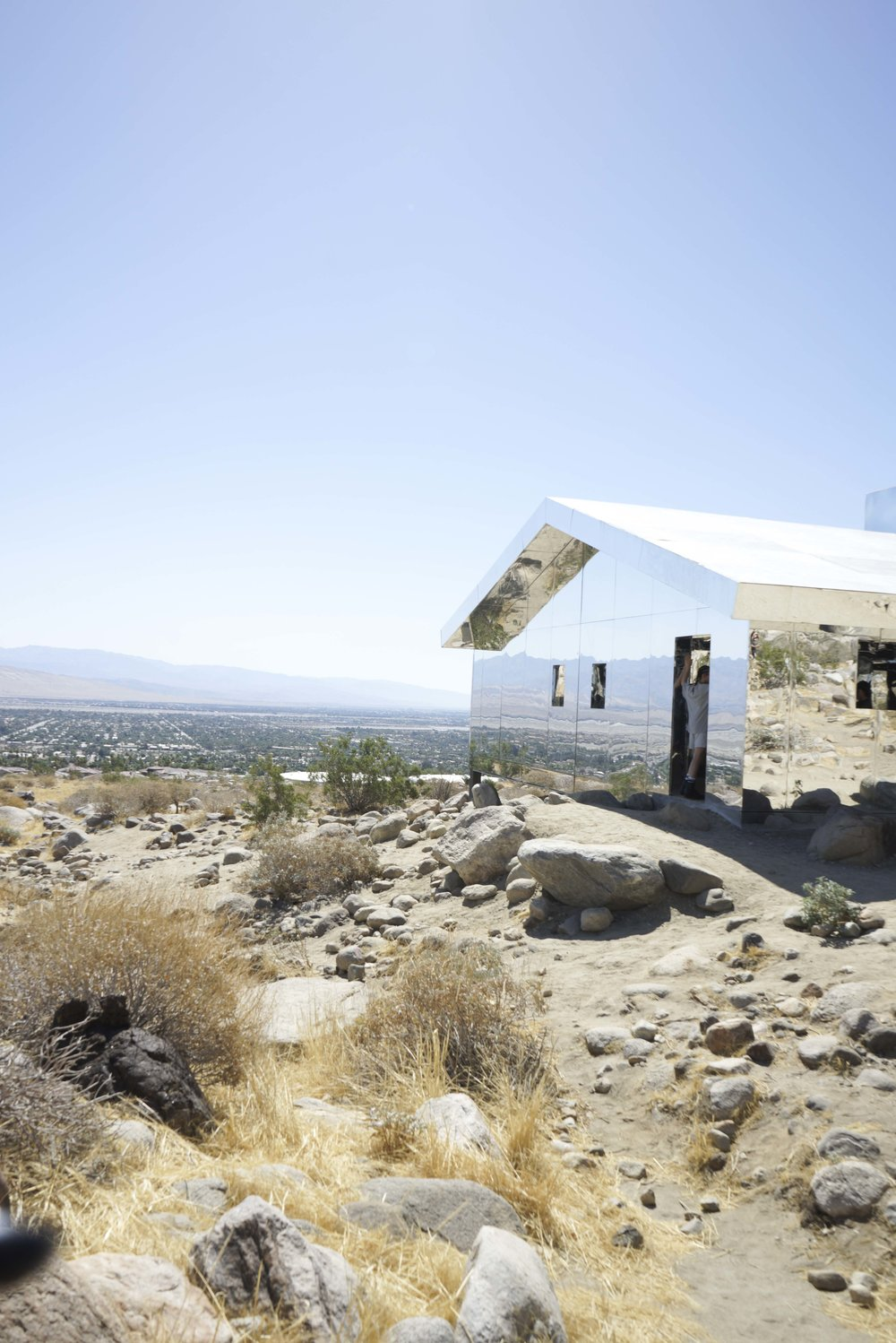 Mirage by Doug Aitken | Desert X | Palm Springs | California | Los Angeles | USA
