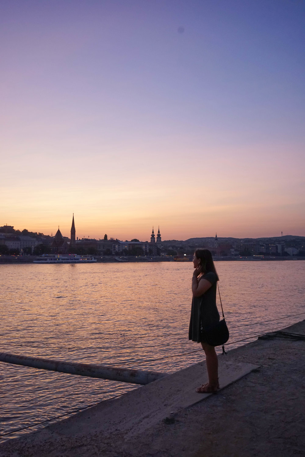 Sunset on the Danube | Top 7 Things to do in Budapest