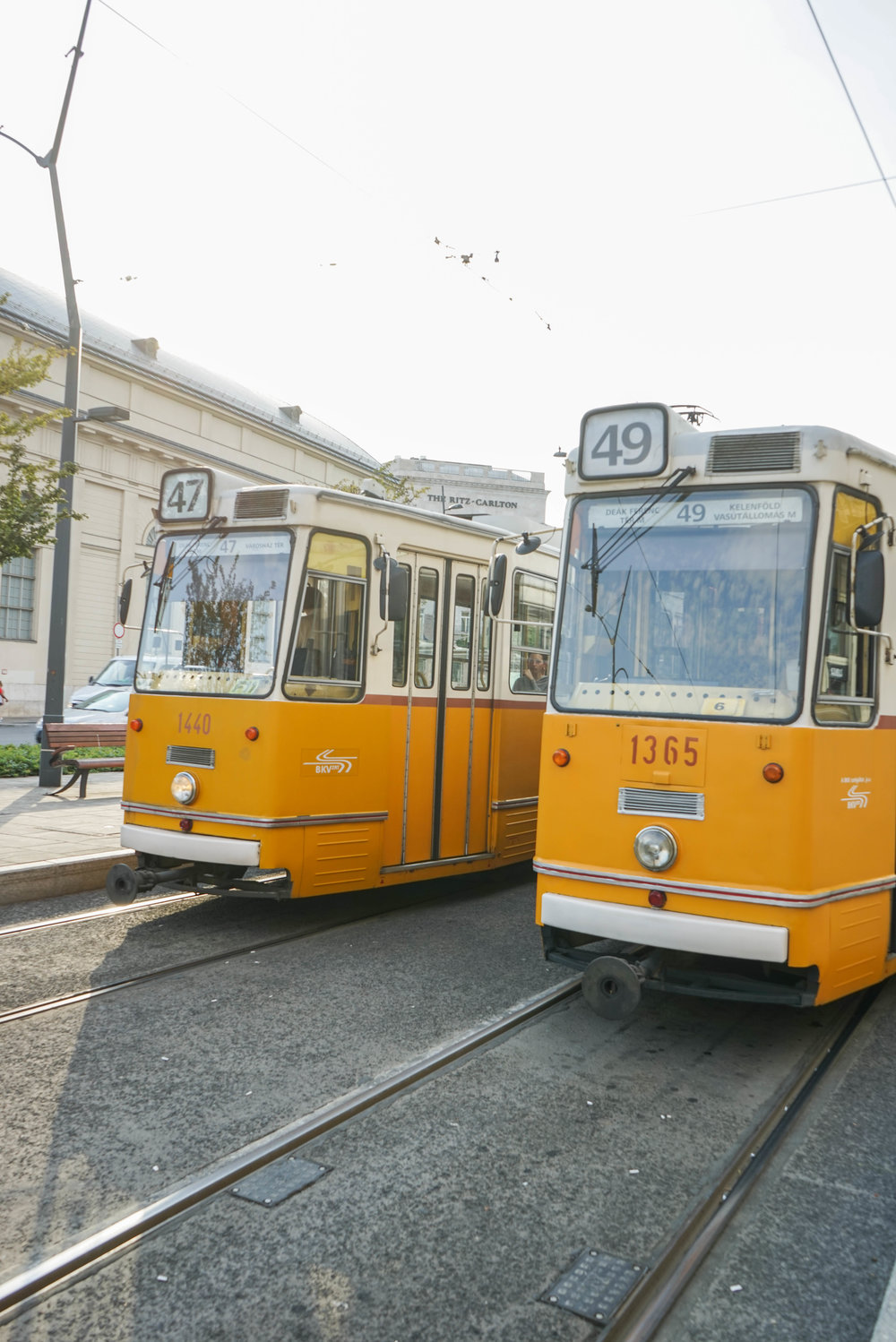 Budapest Tram | Top 7 Things to do in Budapest