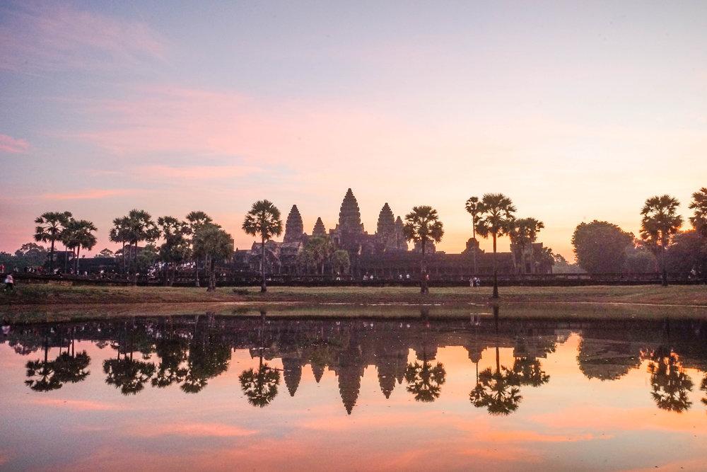 Sunrise at Angkor Wat | Cambodia