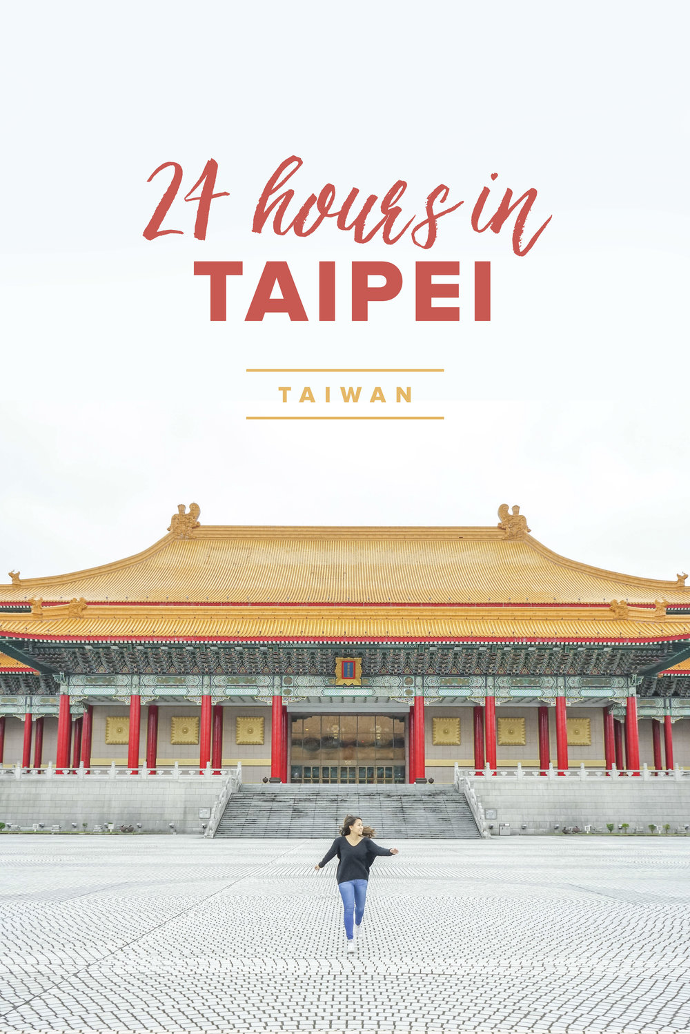 24 Hours in Taipei, Taiwan