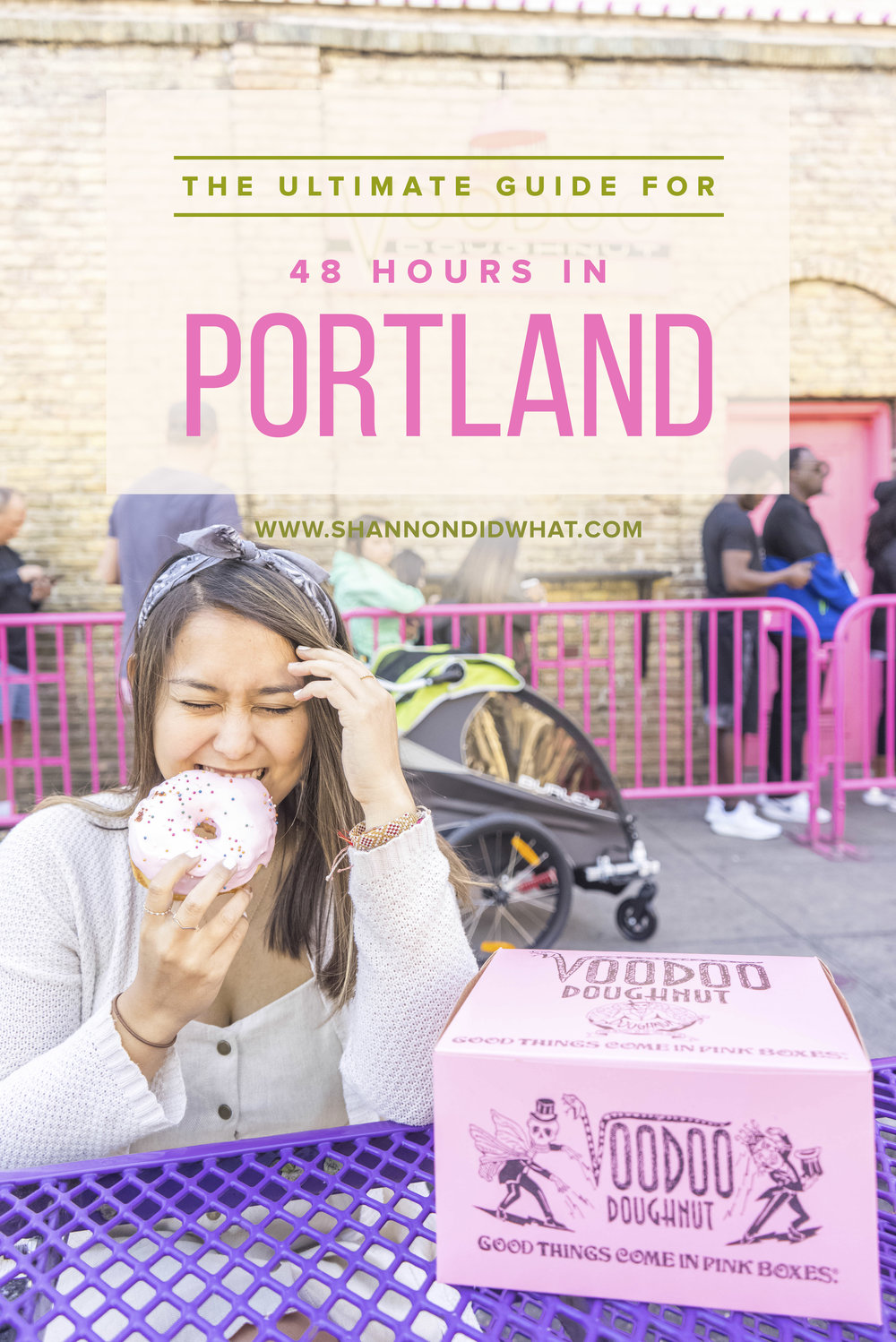 48-hour Portland weekend itinerary | Portland, Oregon