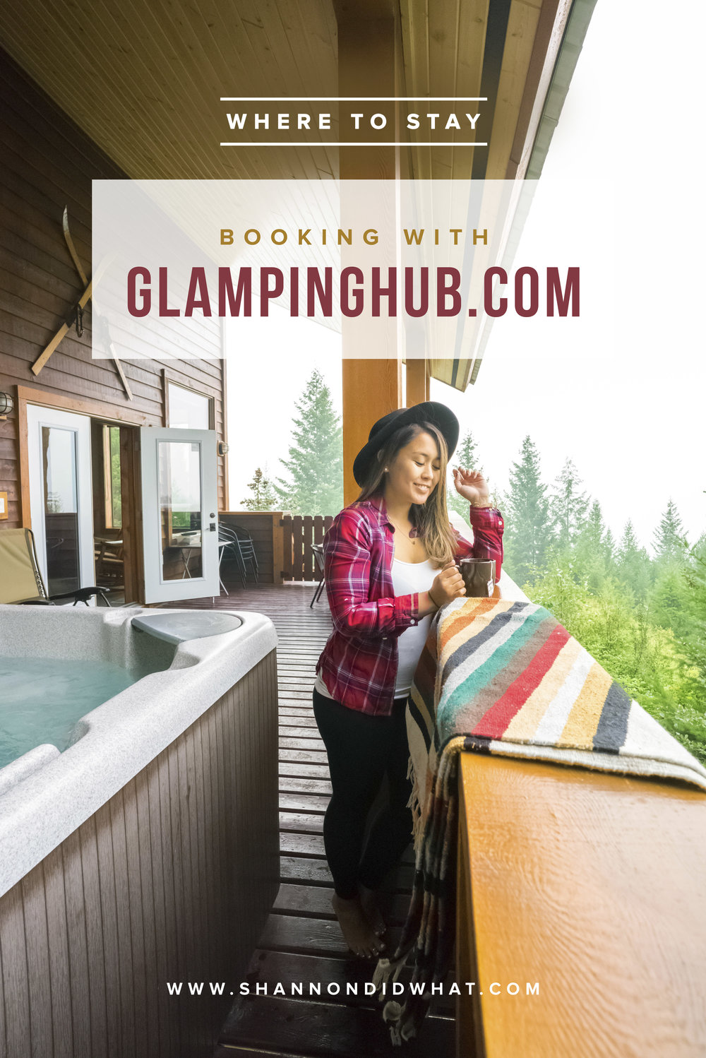 Where to Stay: Booking with GlampingHub.com