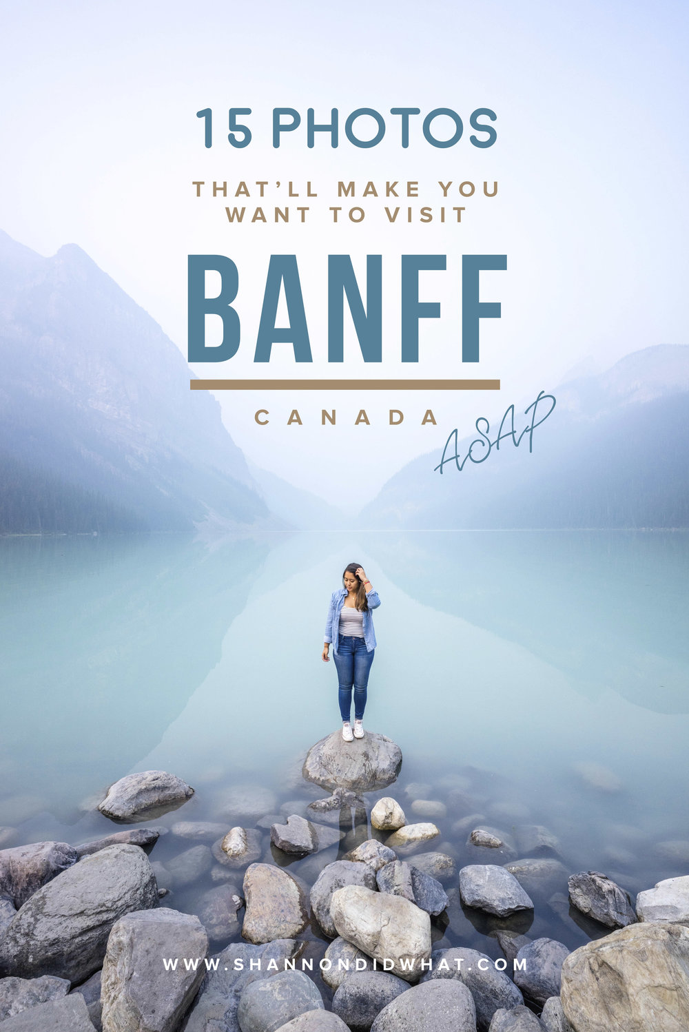 Visit Banff, Canada in the Summer | Alberta, Canada