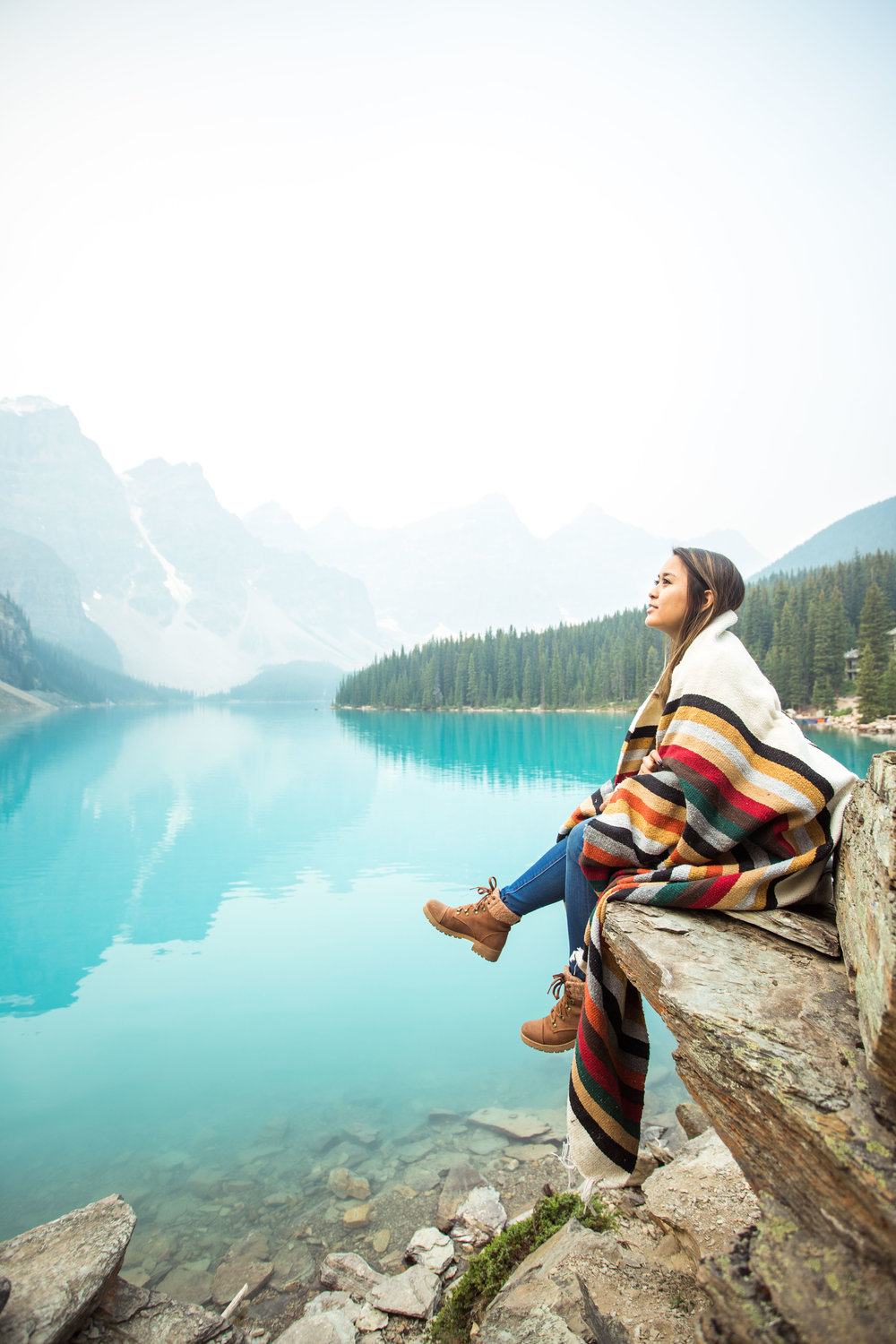 The Best 4-Day Canadian Rockies Itinerary, Banff National Park, Jasper National Park, Yoho National Park, Alberta, British Columbia, Canadian Rockies, Banff Itinerary, Jasper Itinerary
