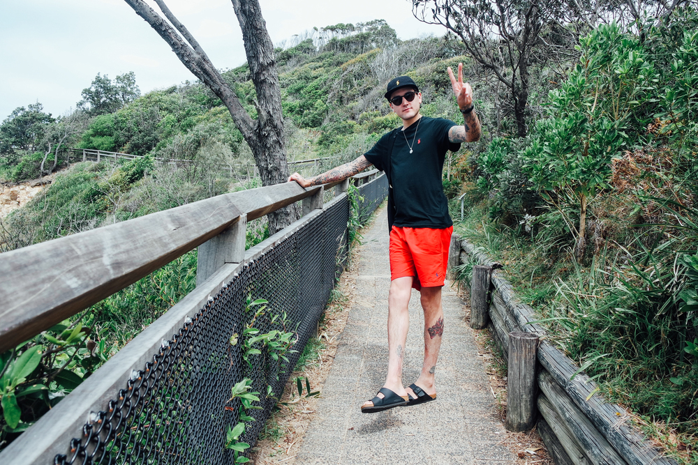 Byron Bay Lighthouse walk