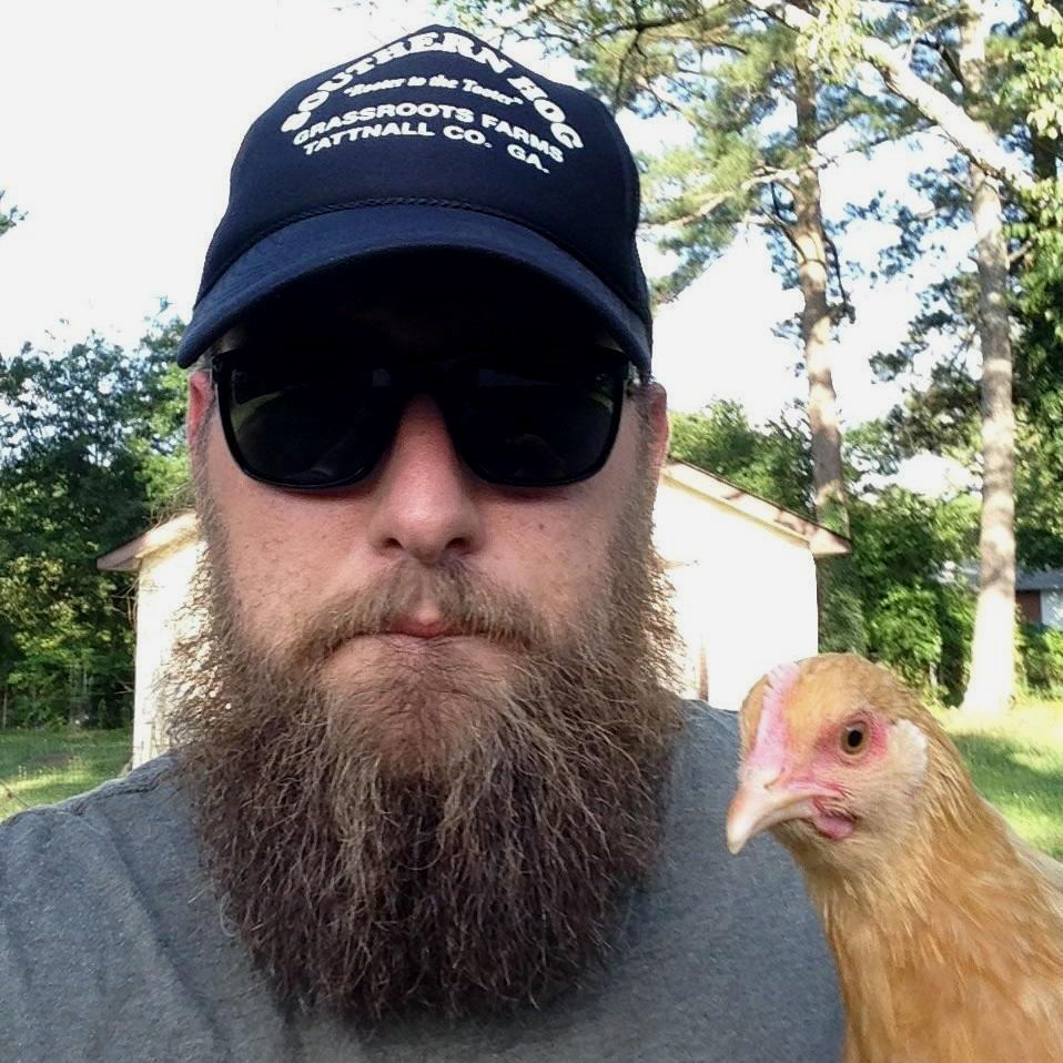 ROBERT WALLACE & BRANDON CHONKO, GRASSROOTS FARMS, 2015