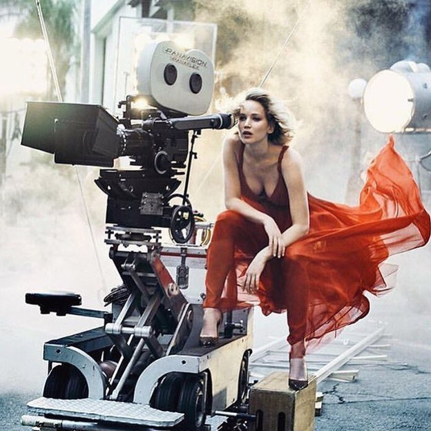 "This is how I feel when I'm on set.  Orchestrating. Like a badass goddess. Seeing every moment as a miracle.  Being tuned into awareness.. on hyperdrive.. getting in flow with the creation.  Learning the craft of directing completely changed my life.  I learned to trust my imagination.  Filmmaking taught me the art of magic. The art of manifesting.  The art of taking creativity and bringing it into form. Crafting stories.  Archetypes.  Journeys.  Colors. Essentially, designing the world around you.  Embarking the journey of learning this craft has been hands down the most difficult but rewarding phase in my life. When I was 21 I would always ask my teachers in college… ""how can i be a director?"" They told me to climb the ladder in the ad agency world.  They also told me that internships for directors didn't exist. I refused to accept those realities and created opportunities for myself. to learn the craft.  The truth is, to become a director… it takes WORK.  A lot of failing. A lot of money. A lot of teamwork.  A lot of time. Dedication. Seeing things through.  A lot of trust in your imagination.  When you first start, you suck.  Your work looks like a 5th grader put something together. But you practice until you understand harmony from an INNER LEVEL.  Once you master the technicalities, what's left is your imagination.. and how well you can understand turning  your vision into something tangible.. in harmony.. into a brand. a story. into real LIFE.  With music, with sound, with story, characters, props, styling, scenes, location.  You become a world designer.  You learn how to co-create with the laws of the universe. From within. I believe the craft of directing visions is something we are all capable of learning. Especially now, because of Instagram and the multimedia available at our fingertips. We have the ability to become directors with pictures & words and creating grander visions ... right on our phones. And bring those vision into the REAL WORLD TOO. Moment to moment.  Frame by Frame.  From flow.. to form.  Building relationships.. changing the world.. making an impact.. We are all directors at heart.  You just have to wake up & start creating ❤️💫"