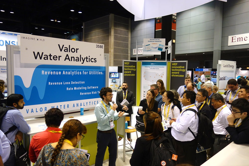 Valor at WEFTEC15.jpg