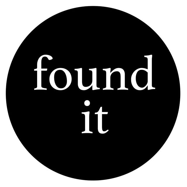 Started a fun side project simply to keep my sourcing gene ever engaged. It's called @ifoundit.foryou Here's my short and sweet description... I: Find beautiful things and break them down into easy-to-shop lists. You: Have great taste but no time. We: Are a match made in heaven. Follow me if you dare! Seriously, I dare you.