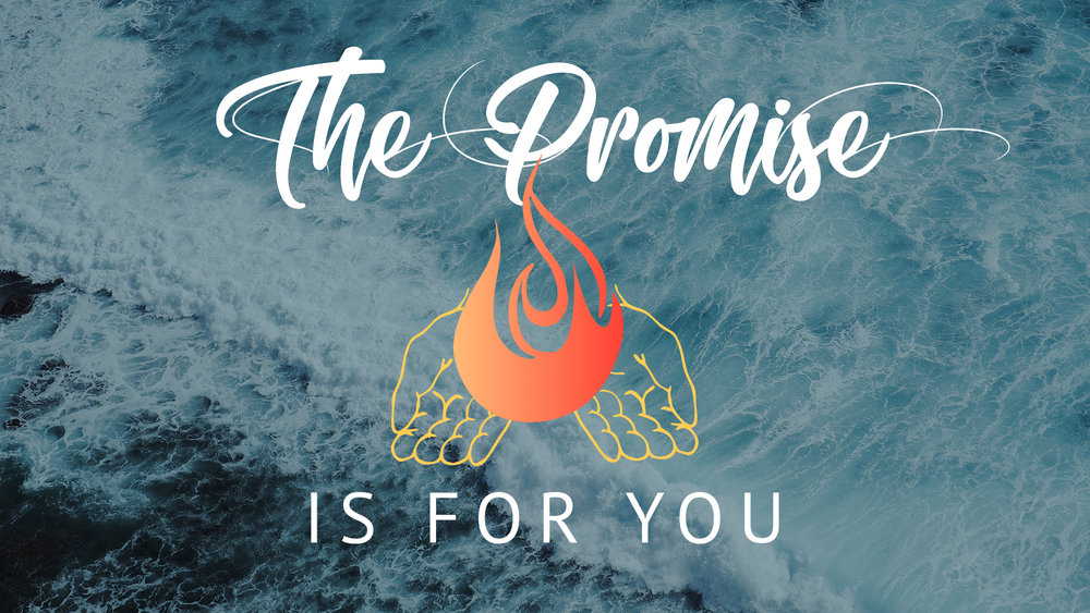 The Promise is for You - Holy Spirit Series   Pastor Scott Hines is going through the series on the Holy Spirit!