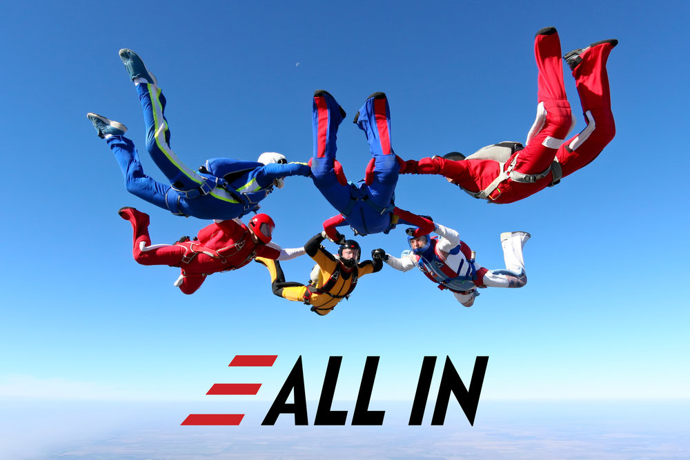 All In - Fall 2018 Series