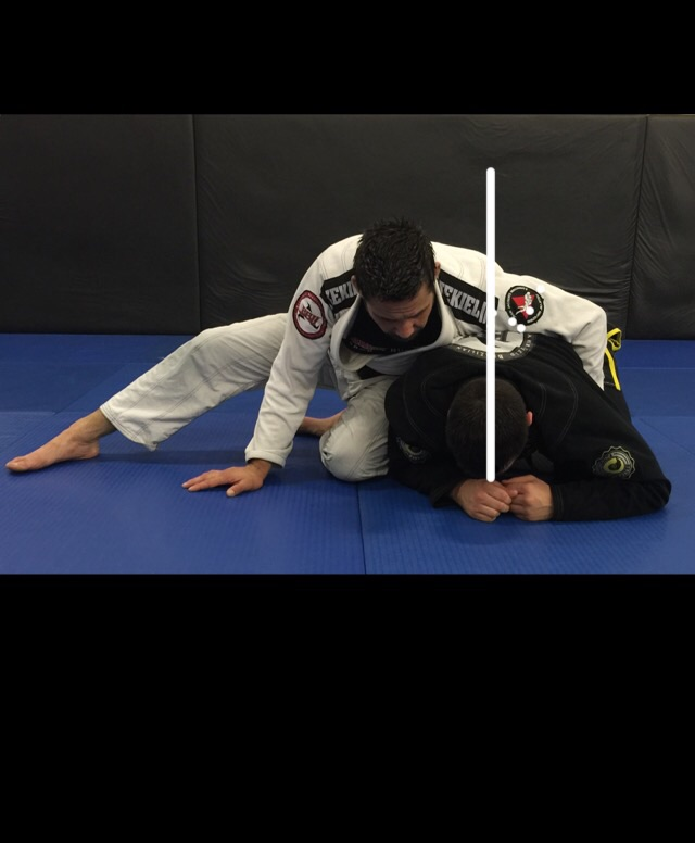 Do not place your weight on your opponent.   Keep your body low. Never let your head cross over the mid line.  This limits opportunities for Turtle sweeps.