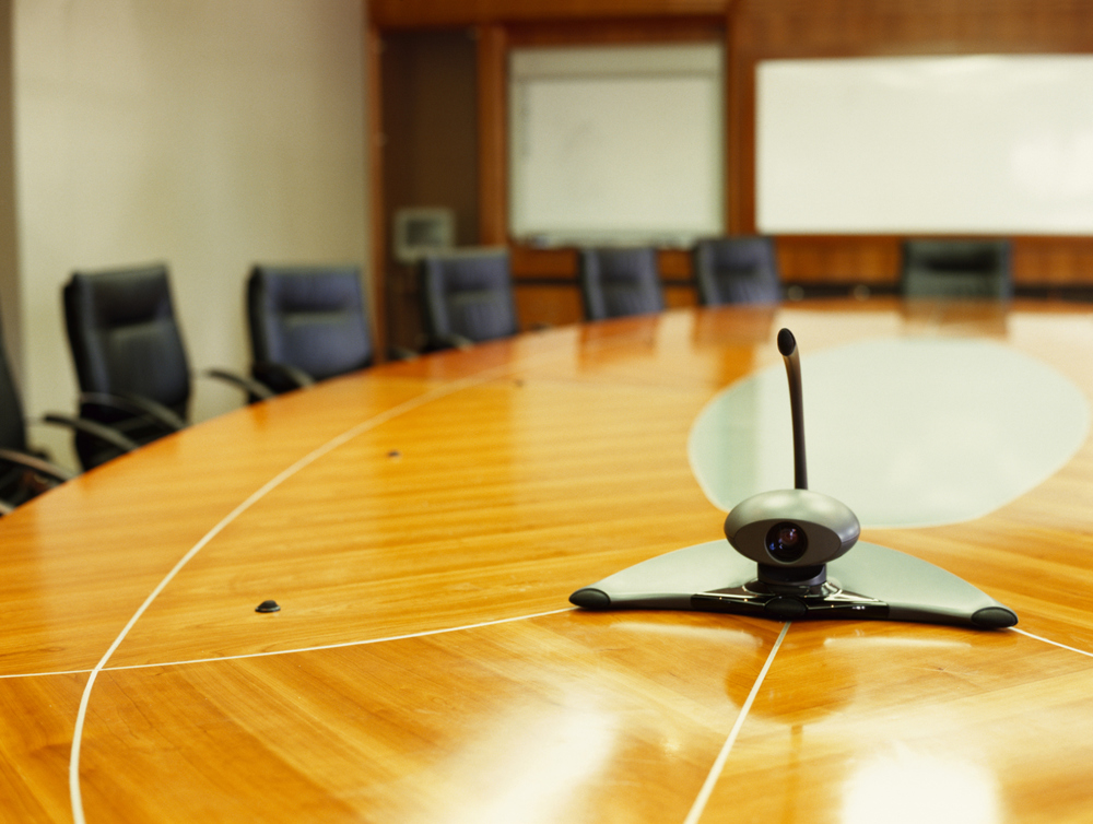Advanced Conferencing Systems, Smart TVs and Whiteboards, Video Conferencing Interfaces.
