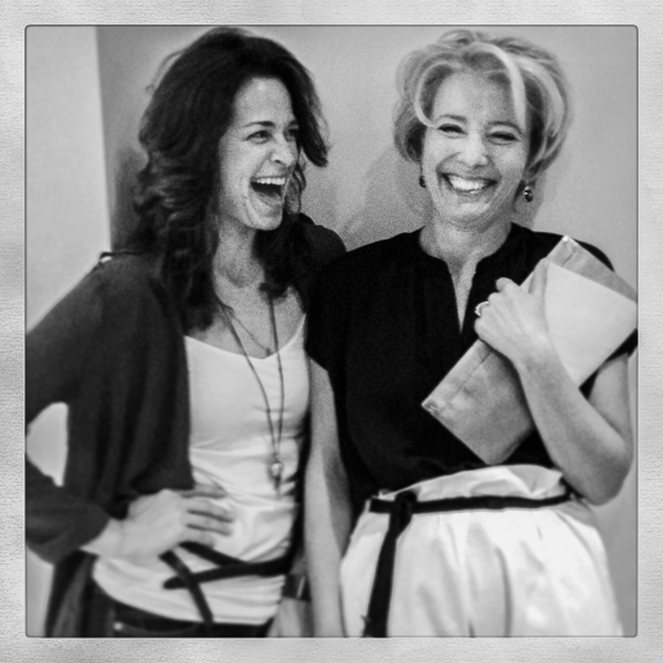 Cambria & Emma Thompson