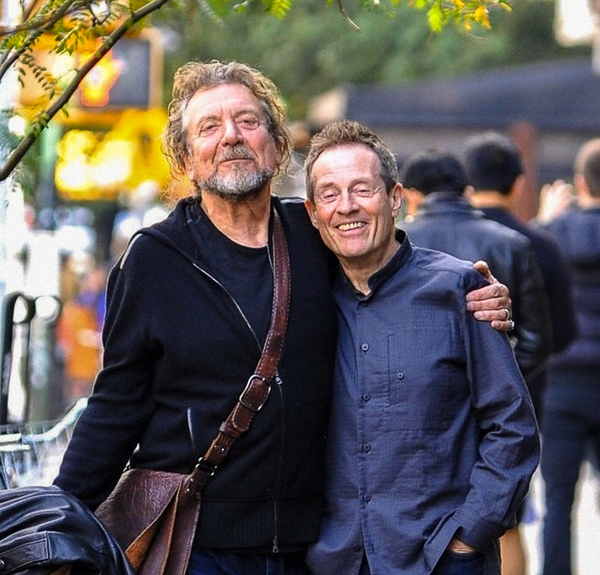Robert Plant & his Cambria Messenger