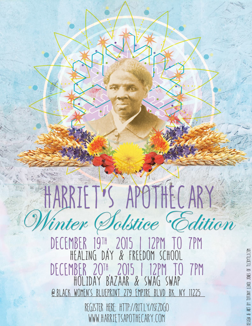 Harriet's Apothecary Winter Edition
