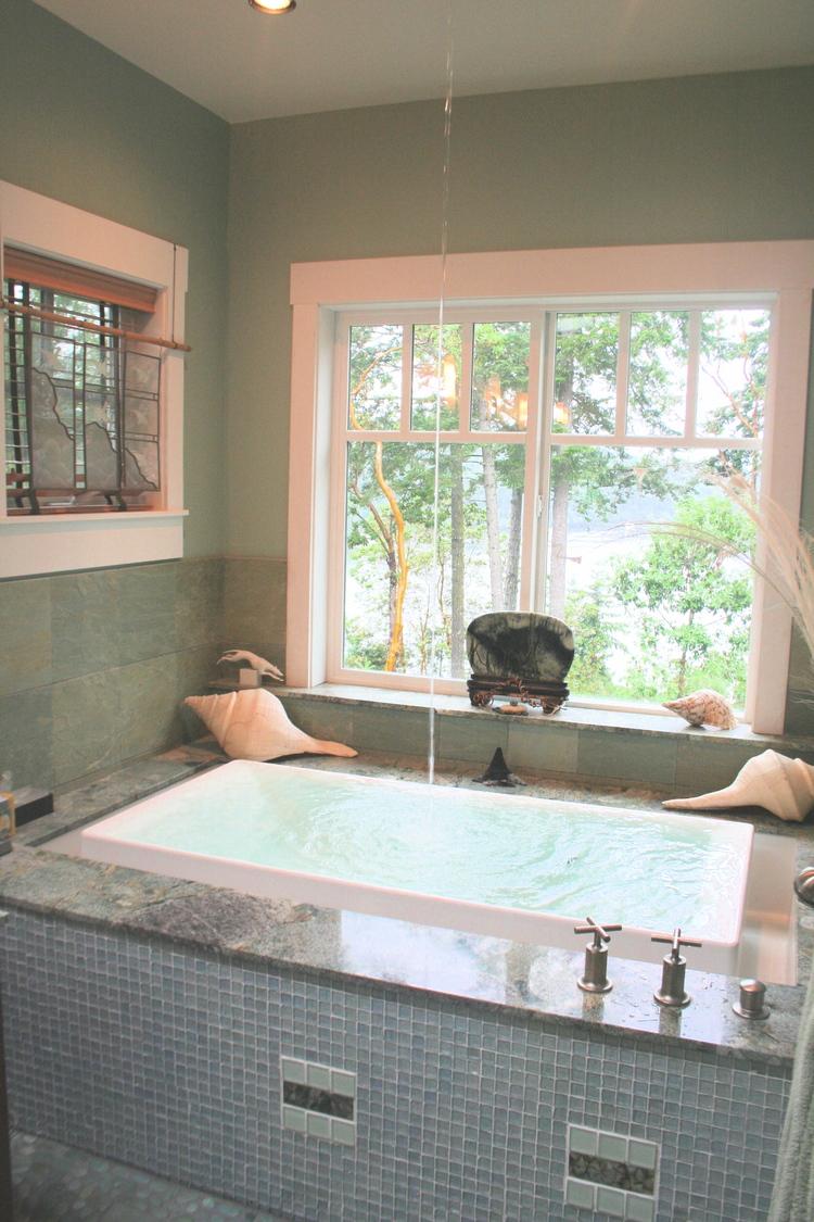 Zen Spa Master Tub — Nina Le Baron, AIA