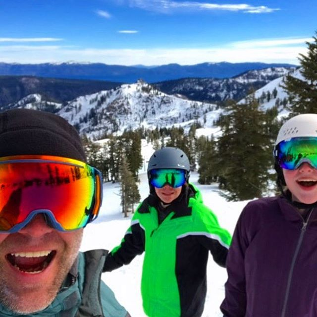 Derek is our CEO and residential ski master🎿 He grew up in Redmond on a small farm & wound up back where he loves. He left only to attend Utah State to see how many powder days he could get in 😉 #TeamMemberMonday #DriveShop #TMM