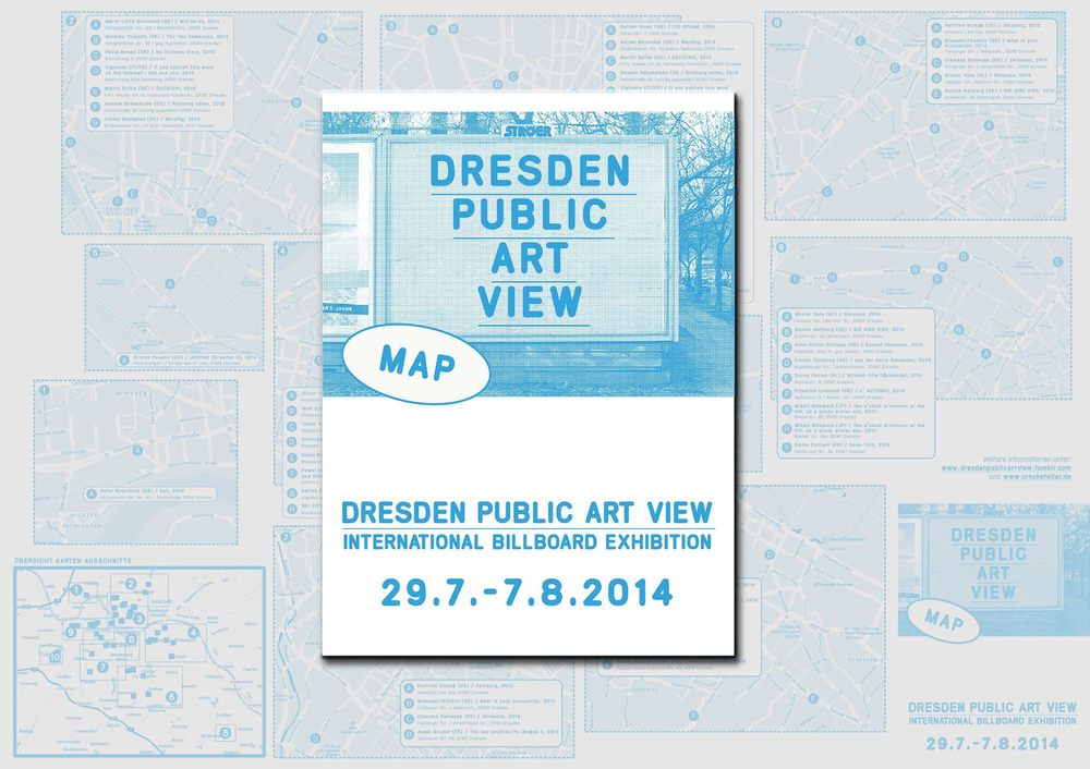 Download the exhibition map.