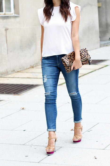 AG Skinny Jeans
