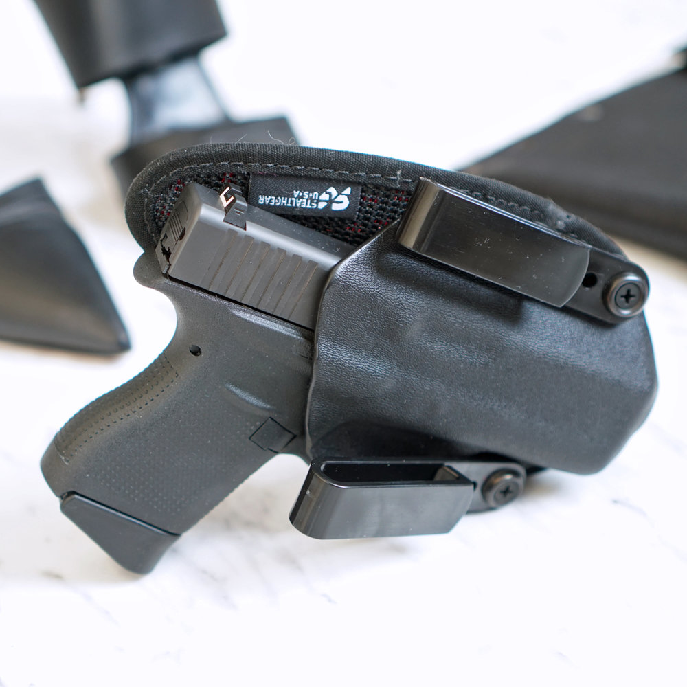 Glock 43 Stealth Gear Holster