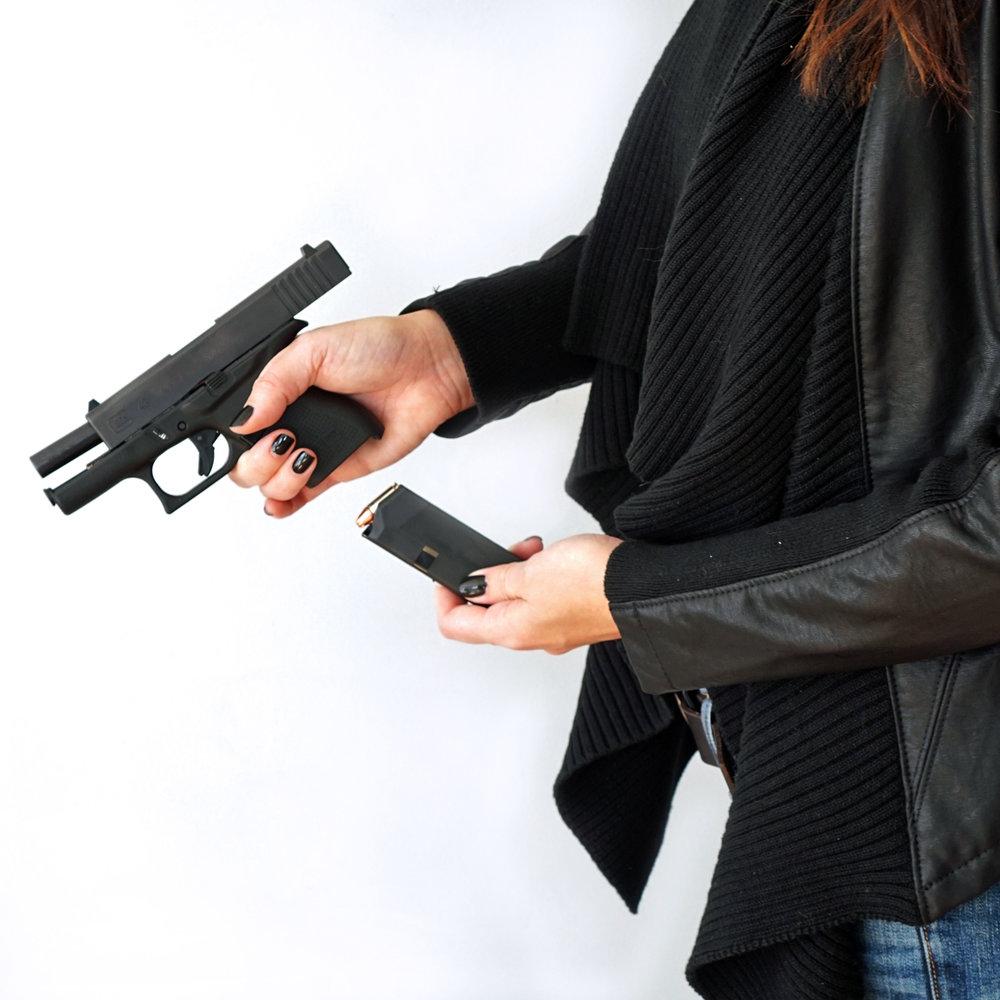 Glock 43 Magazine Load