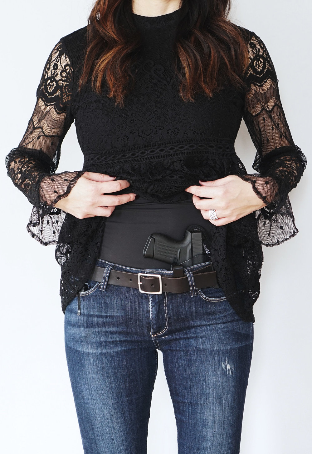 Concealed Carry Outfit for Women