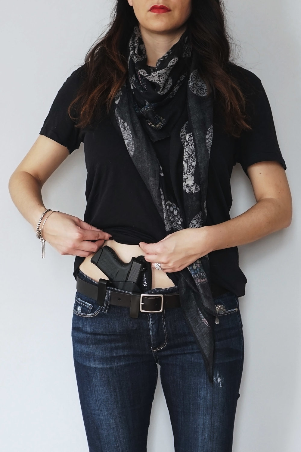 Conceal Carry Glock 43 Summer Outfit