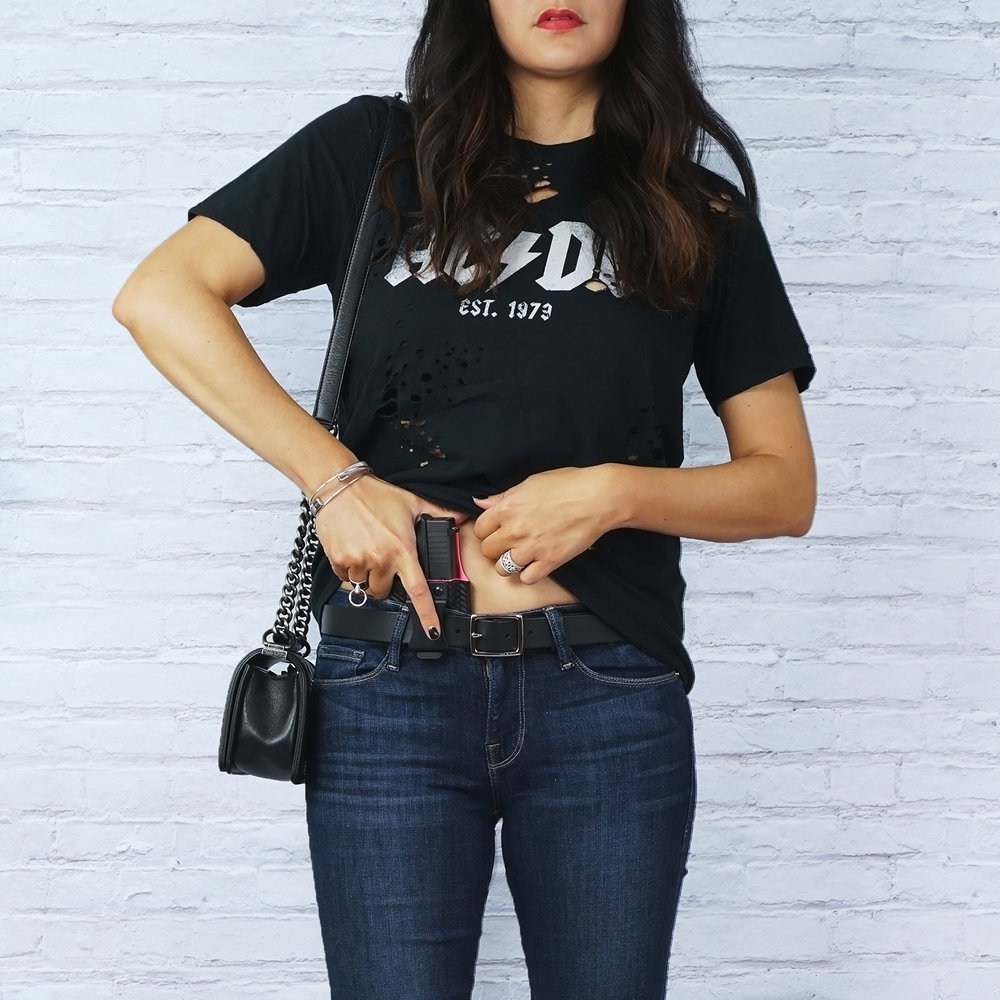 Women's Concealed Carry Outfit