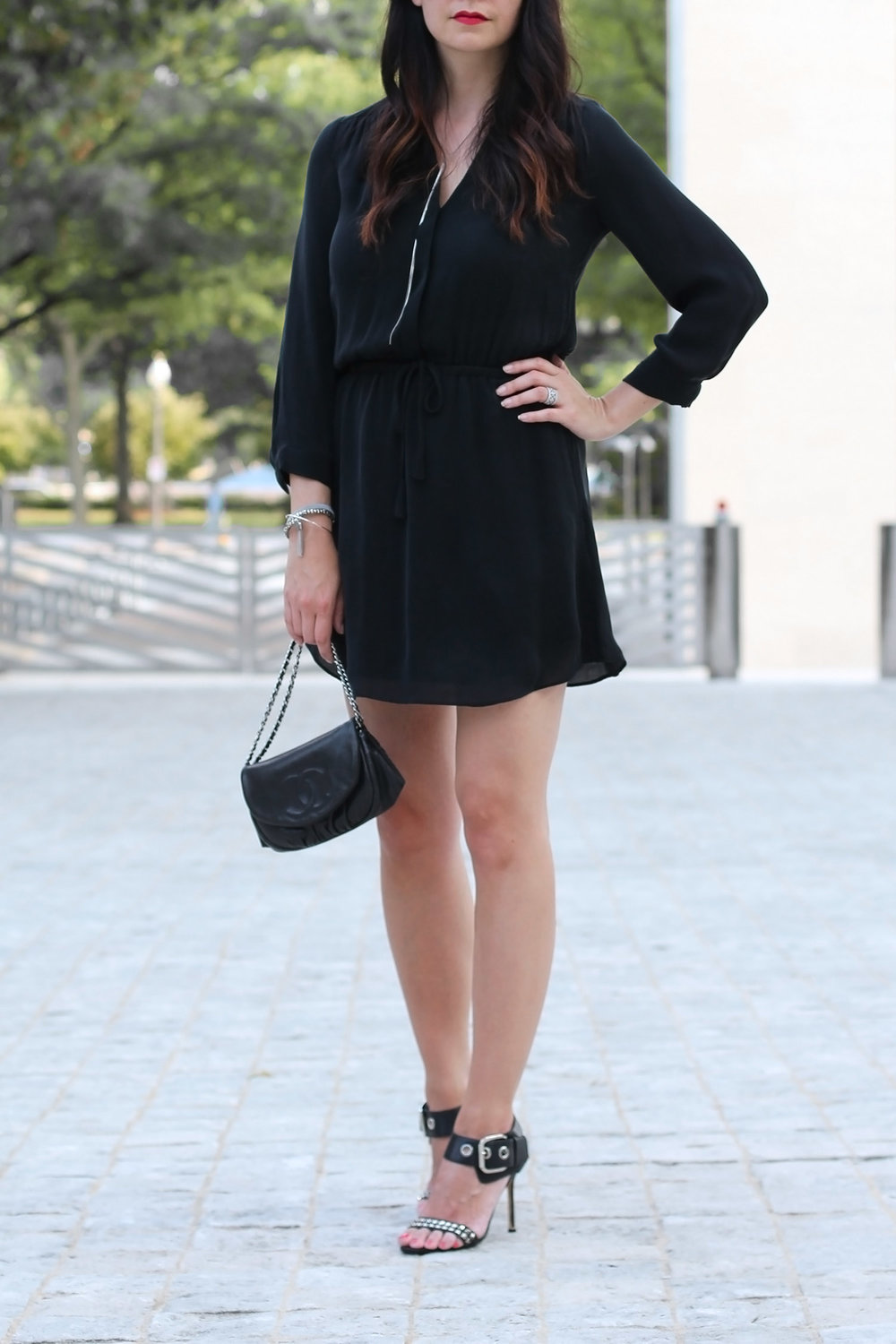 The Little Black Dress for Summer