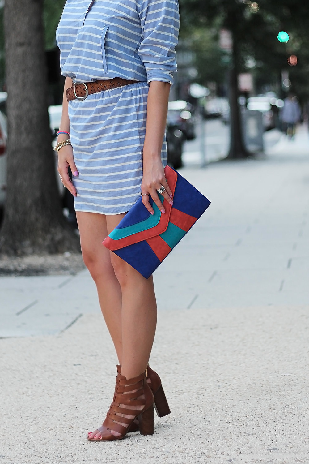 Summer Casual Dress Outfit
