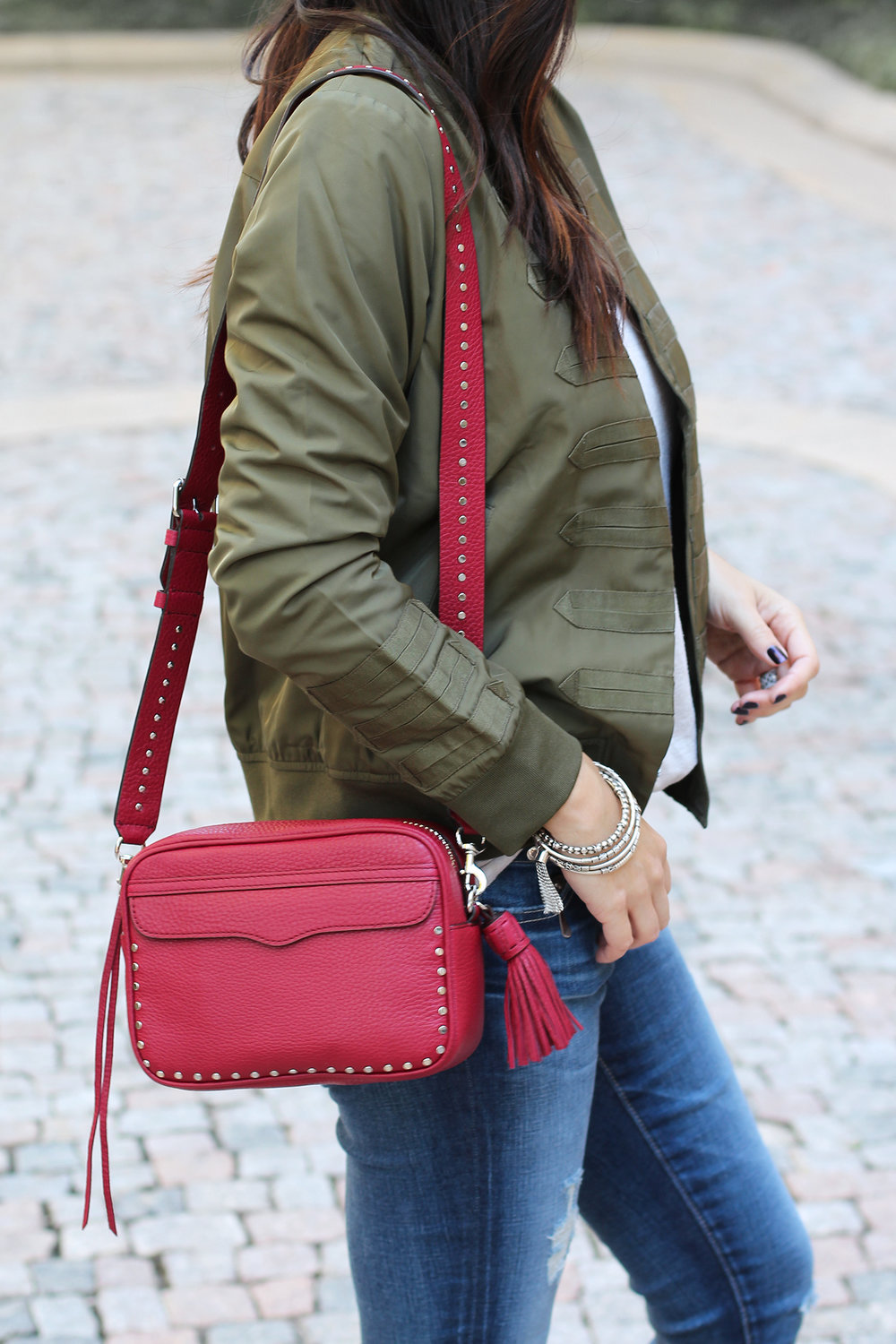 Red Camera Bag, Rebecca Minkoff Bag