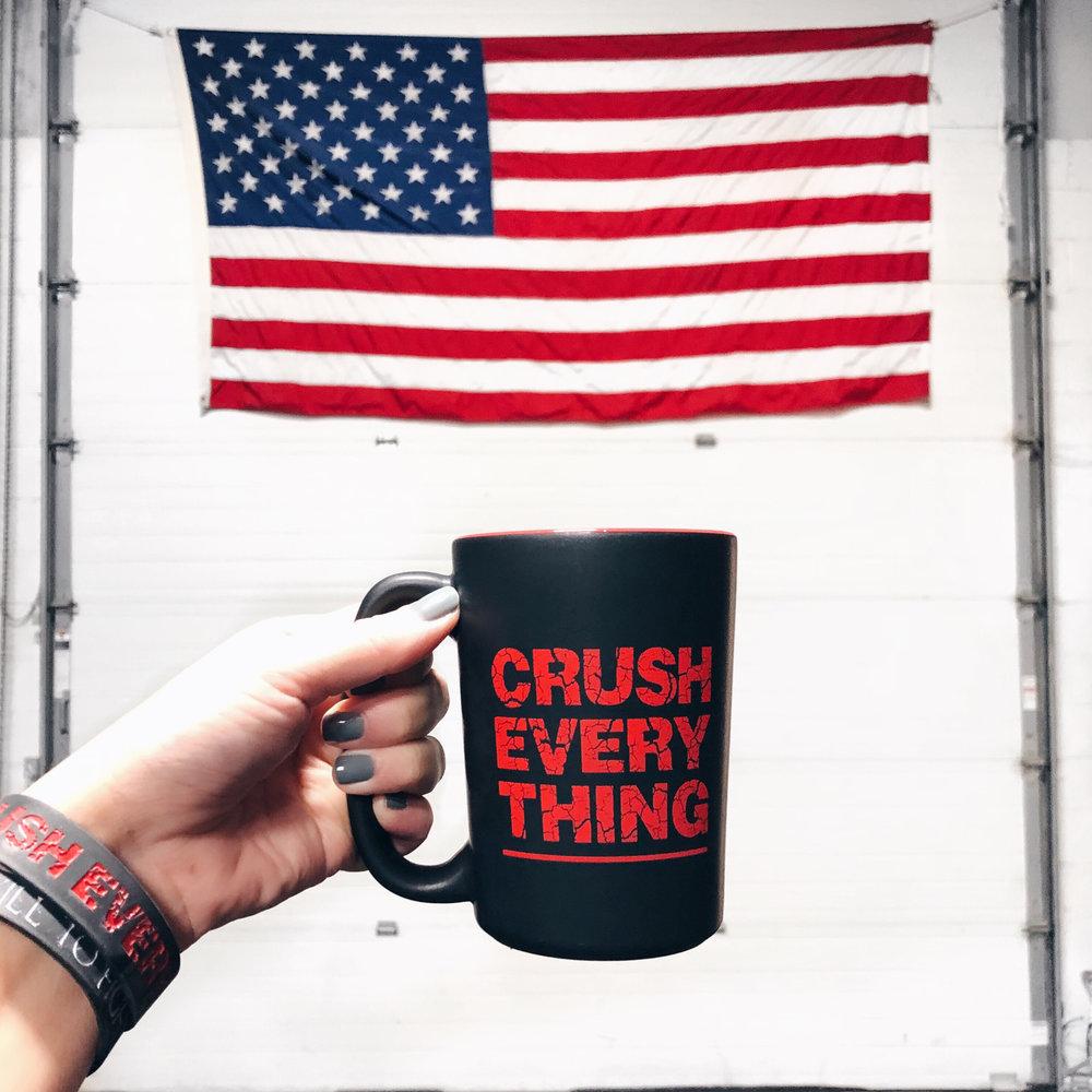 Crush Everything Mug
