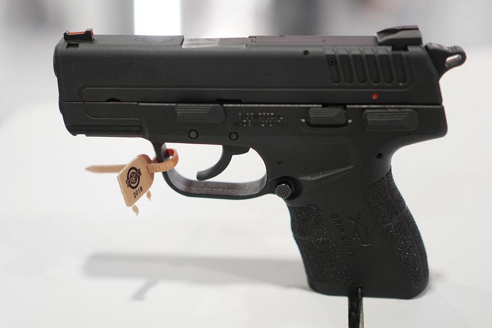 Springfield Armory XDE SHOT Show