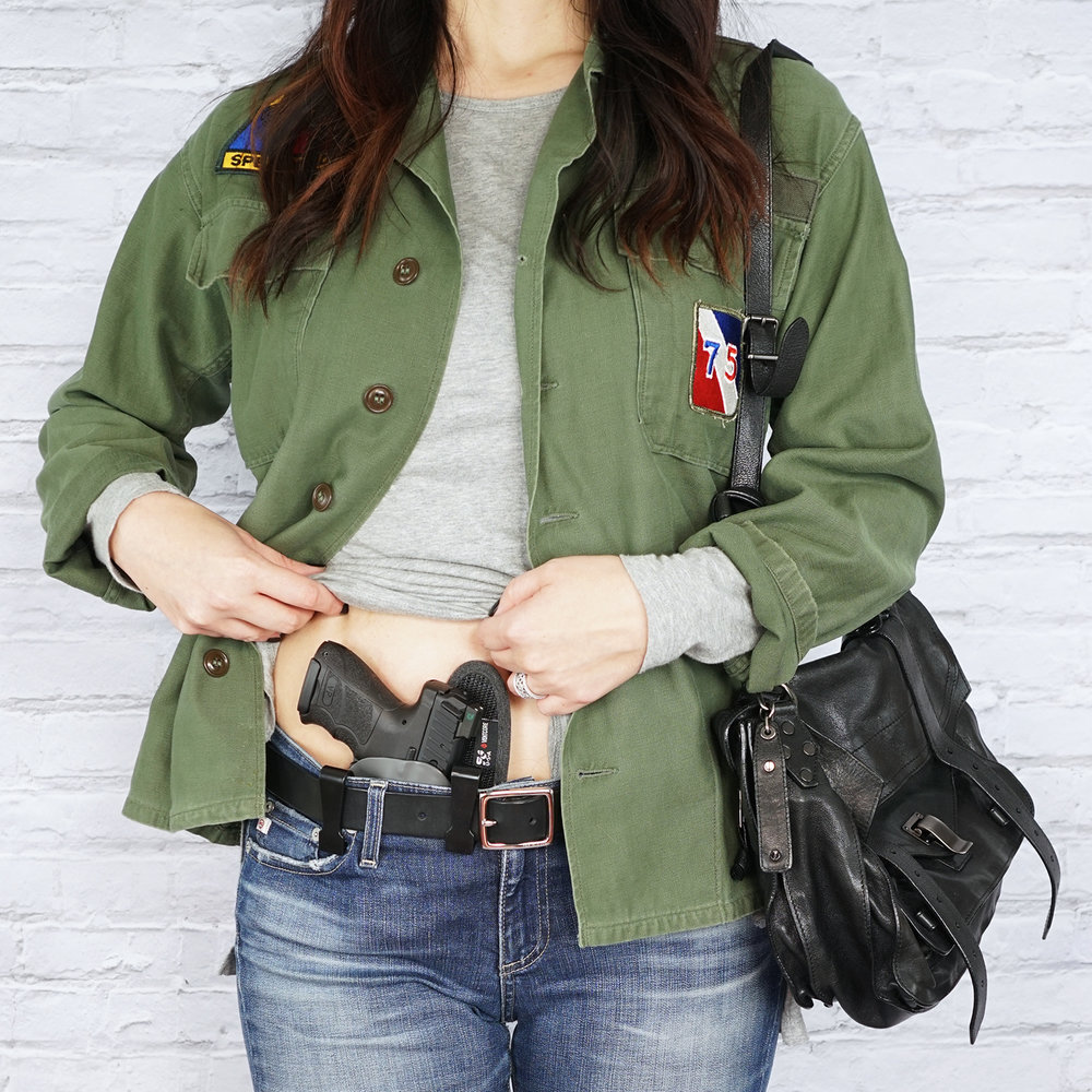 How to Concealed Carry for Women