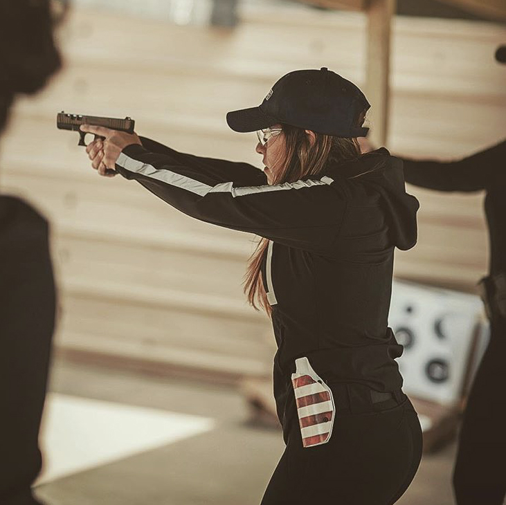 NRA Carry Guard Training, Vegas Gun Girl